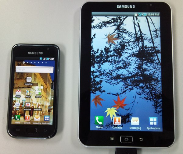 Samsung will Galaxy Tab noch im 3. Quartal 2010 verffentlichen