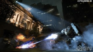 Crysis 2 will Call of Duty Black Ops vom Multiplayer Thron stoßen
