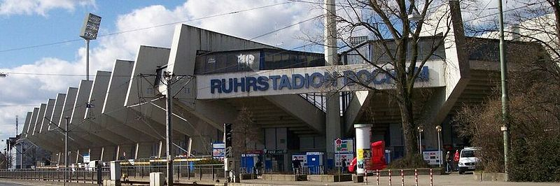 VFL Bochum gg. Paderborn   Freitagsspiel in der 2. Fuball Bundesliga