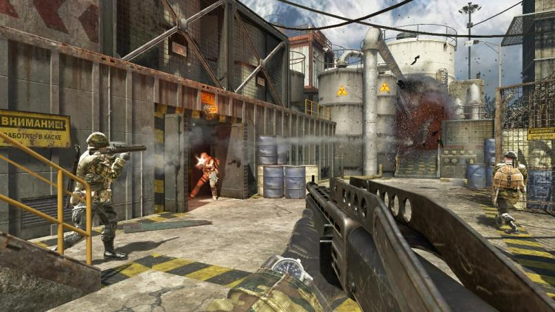 Call of Duty Modern Warfare 3 steht für 2011 in den Startlöchern